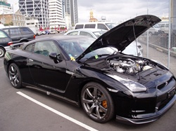 Nismo Nissan GTR shipping